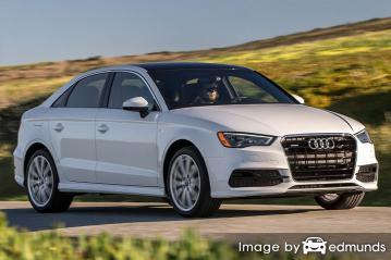 Insurance rates Audi A3 in Jacksonville