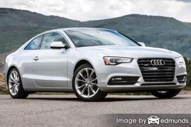 Insurance rates Audi A5 in Jacksonville