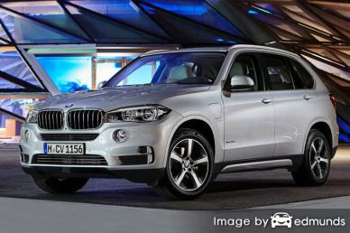 Insurance quote for BMW X5 eDrive in Jacksonville