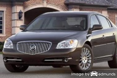 Discount Buick Lucerne insurance