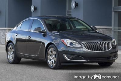 Insurance quote for Buick Regal in Jacksonville