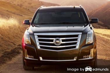 Insurance quote for Cadillac Escalade in Jacksonville