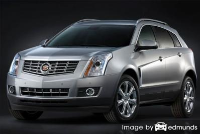 Insurance quote for Cadillac SRX in Jacksonville