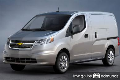 Insurance rates Chevy City Express in Jacksonville