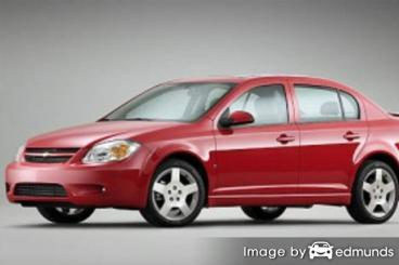 Insurance quote for Chevy Cobalt in Jacksonville