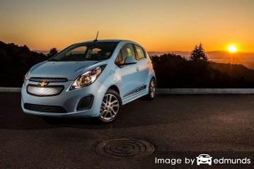 Insurance for Chevy Spark EV