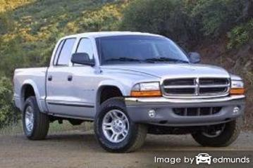 Insurance for Dodge Dakota
