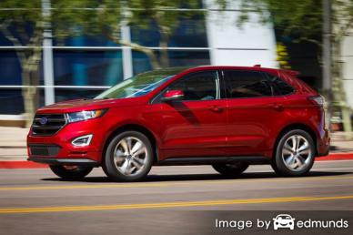 Insurance for Ford Edge