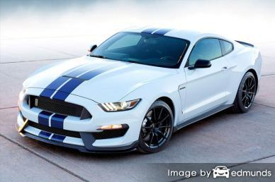 Insurance quote for Ford Shelby GT350 in Jacksonville