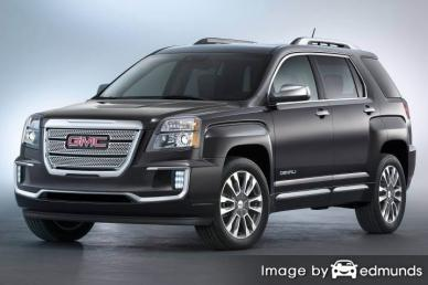 Insurance for GMC Terrain