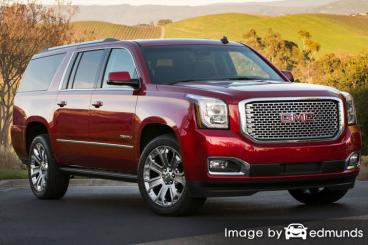Insurance rates GMC Yukon in Jacksonville