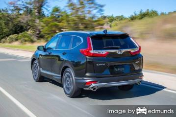 Insurance quote for Honda CR-V in Jacksonville