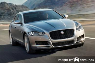 Discount Jaguar XF insurance