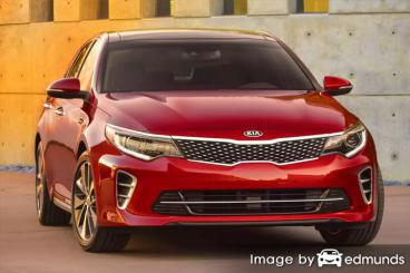 Insurance rates Kia Amanti in Jacksonville