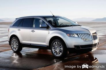 Insurance quote for Lincoln MKT in Jacksonville