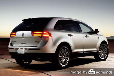 Insurance for Lincoln MKX