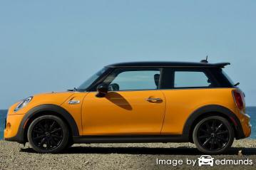 Insurance quote for Mini Cooper in Jacksonville
