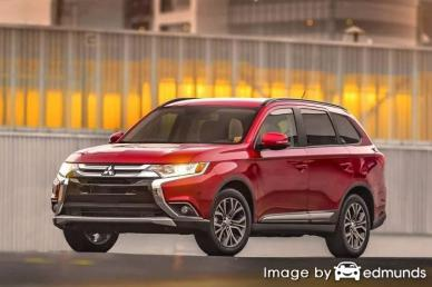 Insurance for Mitsubishi Outlander