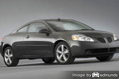 Insurance quote for Pontiac G6 in Jacksonville
