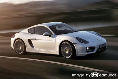 Insurance quote for Porsche Cayman in Jacksonville