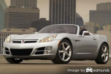 Insurance quote for Saturn Sky in Jacksonville