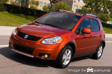 Insurance quote for Suzuki SX4 in Jacksonville