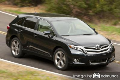 Insurance quote for Toyota Venza in Jacksonville