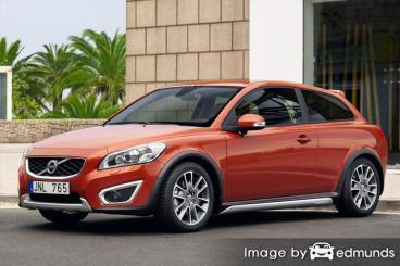 Insurance quote for Volvo C30 in Jacksonville