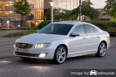Insurance quote for Volvo S80 in Jacksonville