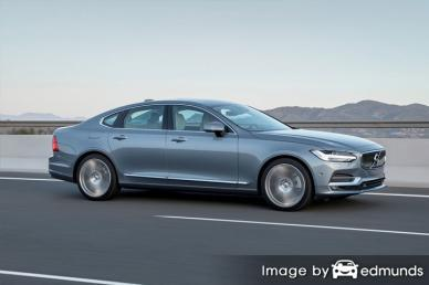 Insurance quote for Volvo S90 in Jacksonville